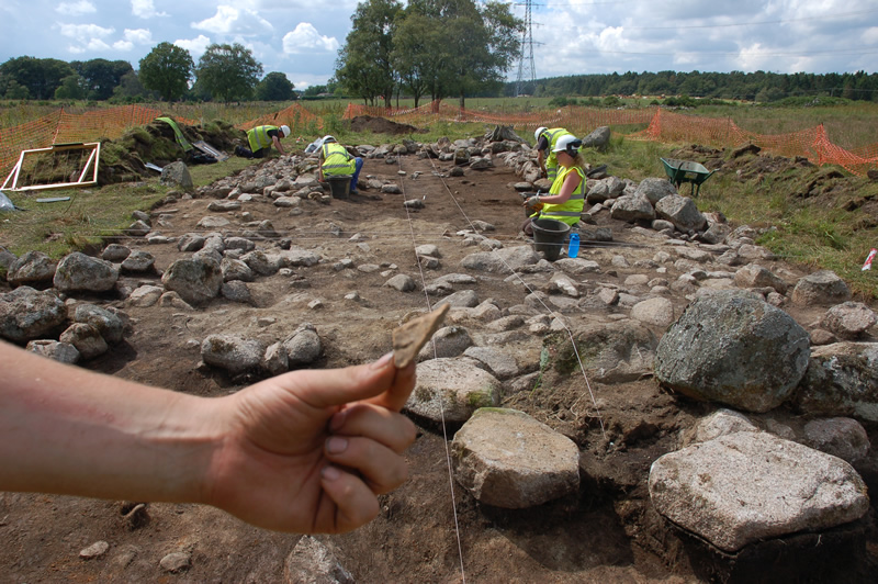 Excavations at Kintore